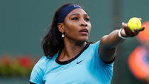 Serena Williams, la Indian Wells
