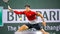 Milos Raonic, in semifinale la Indian Wells