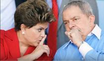 Dilma Rousseff si Lula da Silva