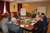 Sesiunea Consiliului Regal, Morges, Elvetia, 1 martie 2016, foto Catalin Popescu, (c) Casa MS Regelui