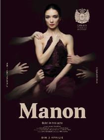 Baletul Manon - premiera