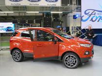 Ford EcoSport, in uzina de la Craiova