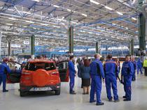 Angajati ai Ford, langa EcoSport