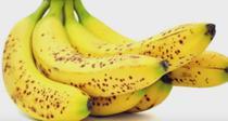 Banane cu pete negre