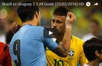 Suarez si Neymar