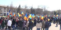 Mars la Chisinau