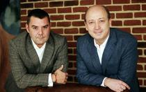 Teddy Dumitrescu si Stefan Iordache / Publicis