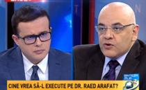 Totul la superlativ pentru Arafat, la Antena3