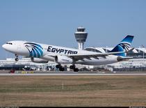 Avion Airbus al EgyptAir (foto de arhiva)