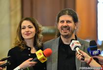 Ioana Staniloiu si Remus Cernea