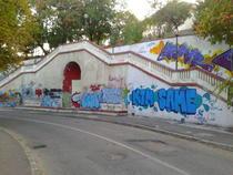 Fantana in parcul Romniceanu