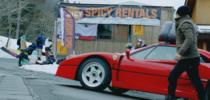Takeshi Kimura si Ferrari F40