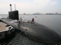 Submarinul romanesc Delfinul