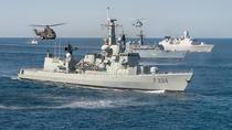 Flotele militare in Marea Neagra
