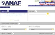 Informatizarea ANAF
