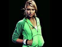Maria Sharapova, in imbracaminte Nike