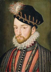 Regele Carol IX al Frantei