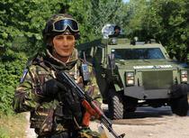 Marian Godina, soldat in Afganistan