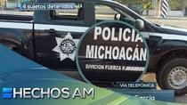 falsi politisti, prinsi in Mexic
