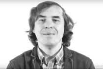"""Mircea Cartarescu in videoclipul """"Despre smerenie"""""""