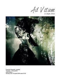 AD VITAM, expozitie Sophie Zenon