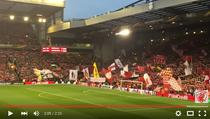 Peluza fanilor Liverpool