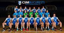Echipa de handbal masculin CSM Bucuresti