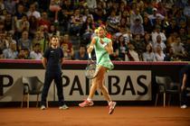 Monica Niculescu, in saritura