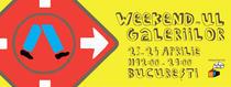Weekend-ul Galeriilor