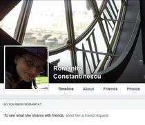 Romanita Constantinescu, fost colega a lui M.Munteanu