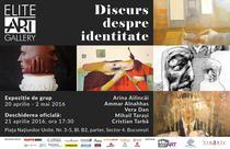 Expozitie: Discurs despre identitate