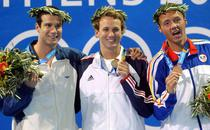 Razvan Florea la festivitatea de premiere a Jocurilor Olimpice
