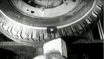 Cum se fabricau anvelopele in 1934