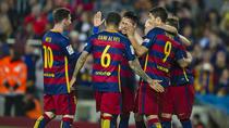 Game, set, meci Barcelona