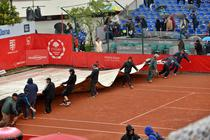 Arenele BNR, pe cand se mai juca tenis acolo