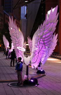Angels of Freedom_OGE Creative Group_foto Enrico Verworner