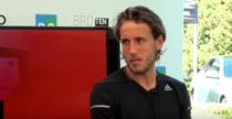 Lucas Pouille la BRD Tennis Insider 2016
