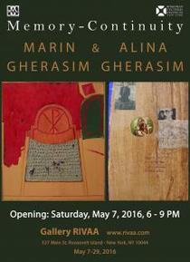 Expozitie Alina & Marin Gherasim