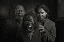 Trio Reijseger Fraanje Sylla (Olanda)