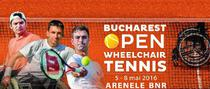Bucharest Open Wheelchair Tennis