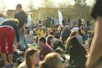 Jazz in the Park Bogata