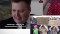 Proteste impotriva premierului islandez din cauza Panama Papers