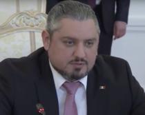 Ministrul de externe moldovean, Andrei Galbur, in vizita la Moscova