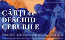 Romania la Targul International de Carte de la Londra 2016