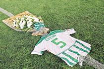 Tricoul lui Patrick Ekeng, pe stadionul celor de la Cordoba