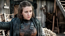 Yara Greyjoy din Game of Thrones vine la Comic Con