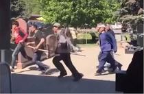 Lupte soldate cu 2 morti in ce mai mare cimitir moscovit