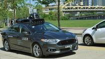 Masina autonoma Ford Fusion testata de Uber