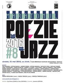 Maratonul de Poezie si Jazz 2016