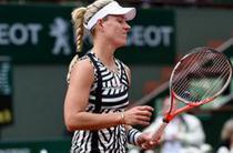 Angelique Kerber, eliminata de la Roland Garros